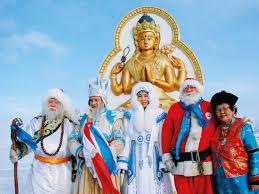 На Сагаалган в Улан-Удэ впервые приедут татарский и казачий Деды Морозы